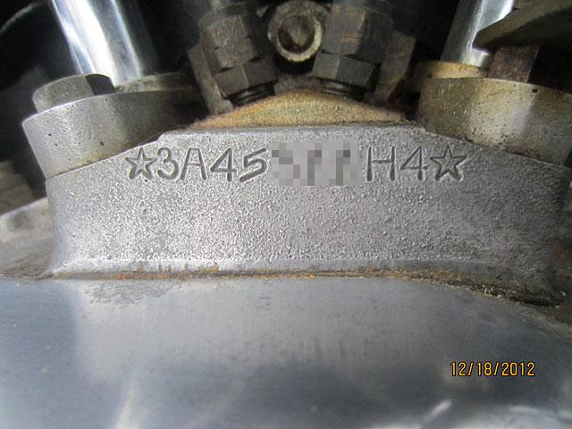 ハーレーダビッドソン 1974 XLH 1000 車体写真11
