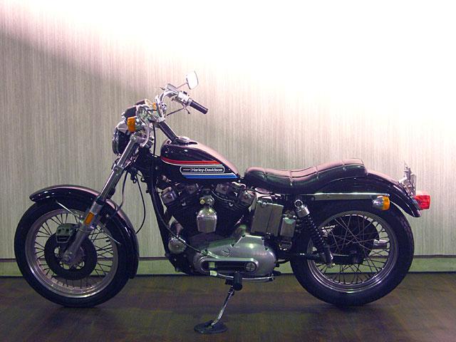 ハーレーダビッドソン 1974 XLH 車体写真5
