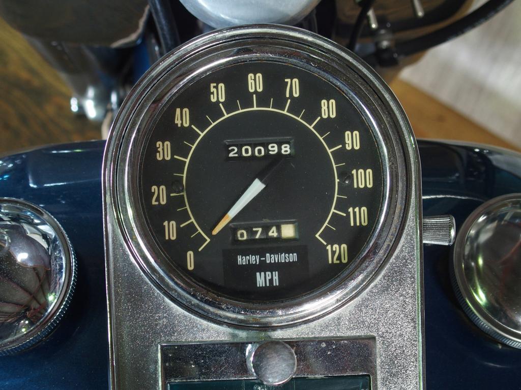 ハーレーダビッドソン 1975 FLH 1200 車体写真10