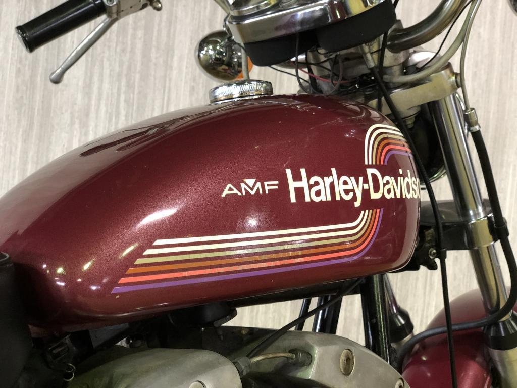 ハーレーダビッドソン 1975 FXE Super Glide 車体写真9
