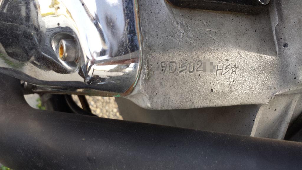 ハーレーダビッドソン 1975 FXE 車体写真9