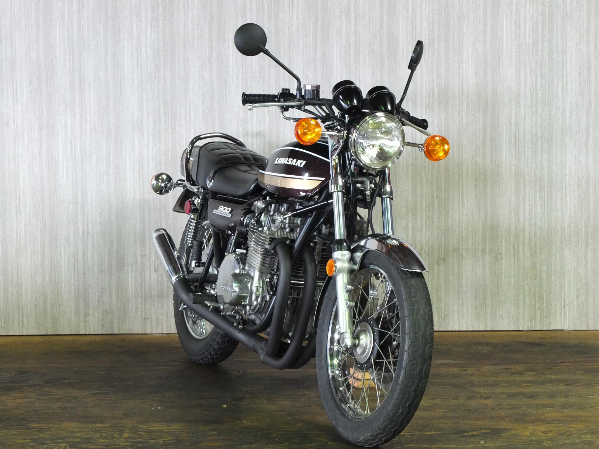 カワサキ 1975 Kawasaki Z900 Z1 車体写真2