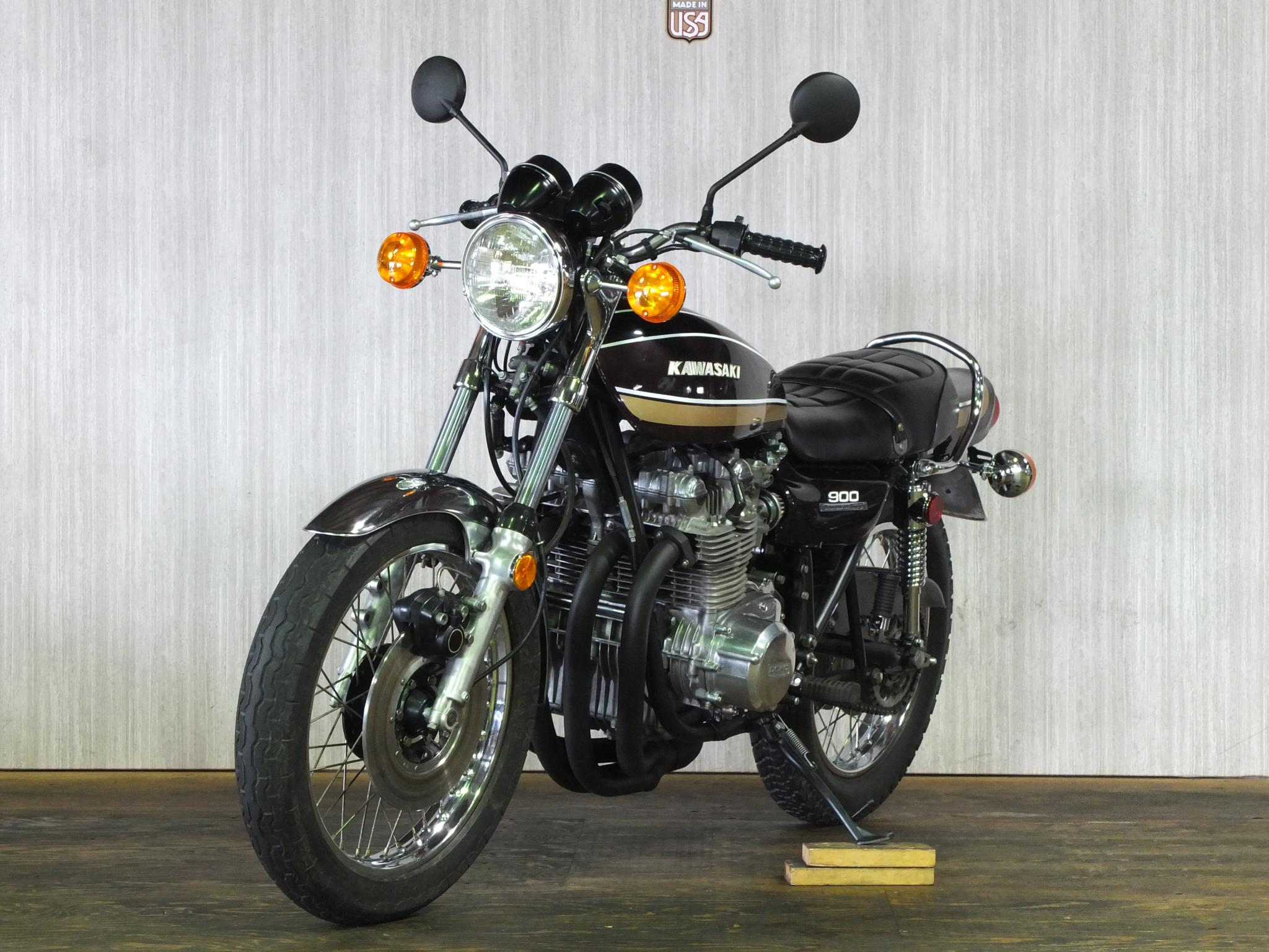 カワサキ 1975 Kawasaki Z900 Z1 車体写真5
