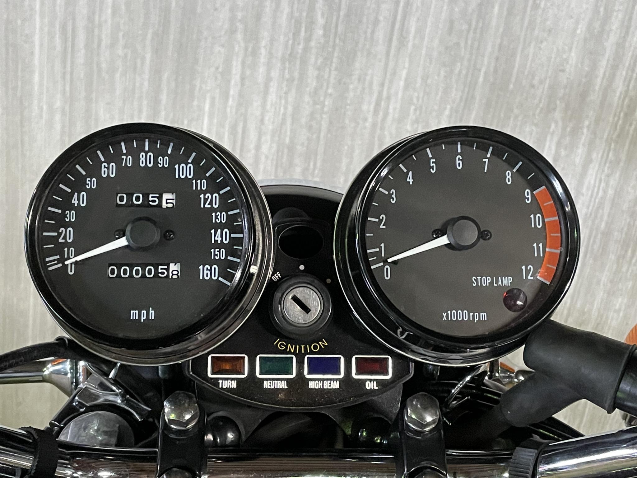 カワサキ 1975 Kawasaki Z900 Z1 車体写真9