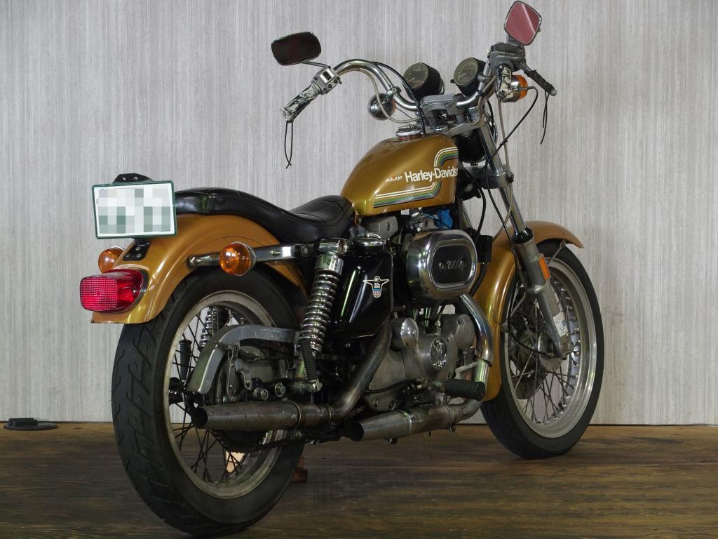 ハーレーダビッドソン 1975 XLH 1000 車体写真3