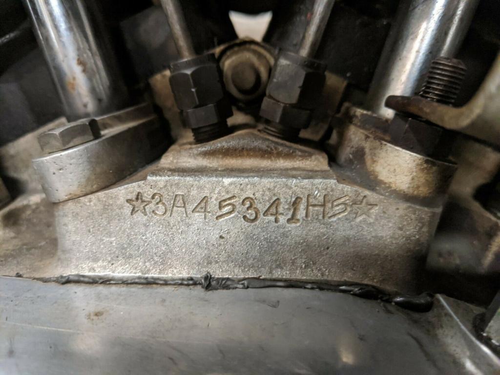 ハーレーダビッドソン 1975 XLH 1000 車体写真10