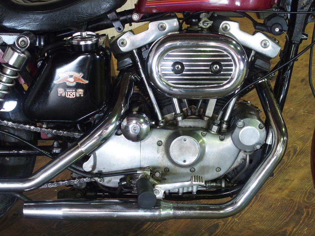 ハーレーダビッドソン 1975 XLH 1000 車体写真7