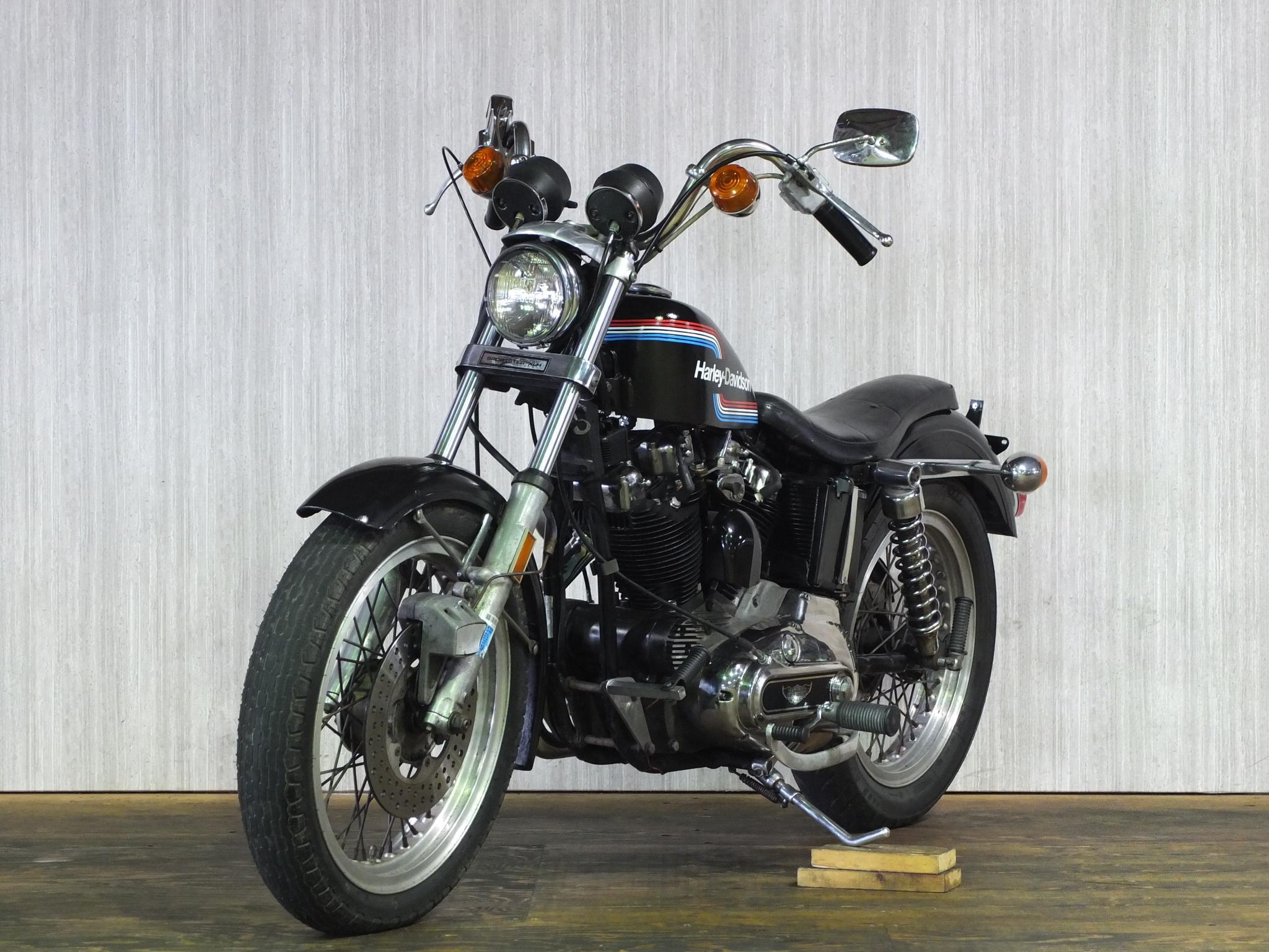 ハーレーダビッドソン 1975 XLH 1000 車体写真5