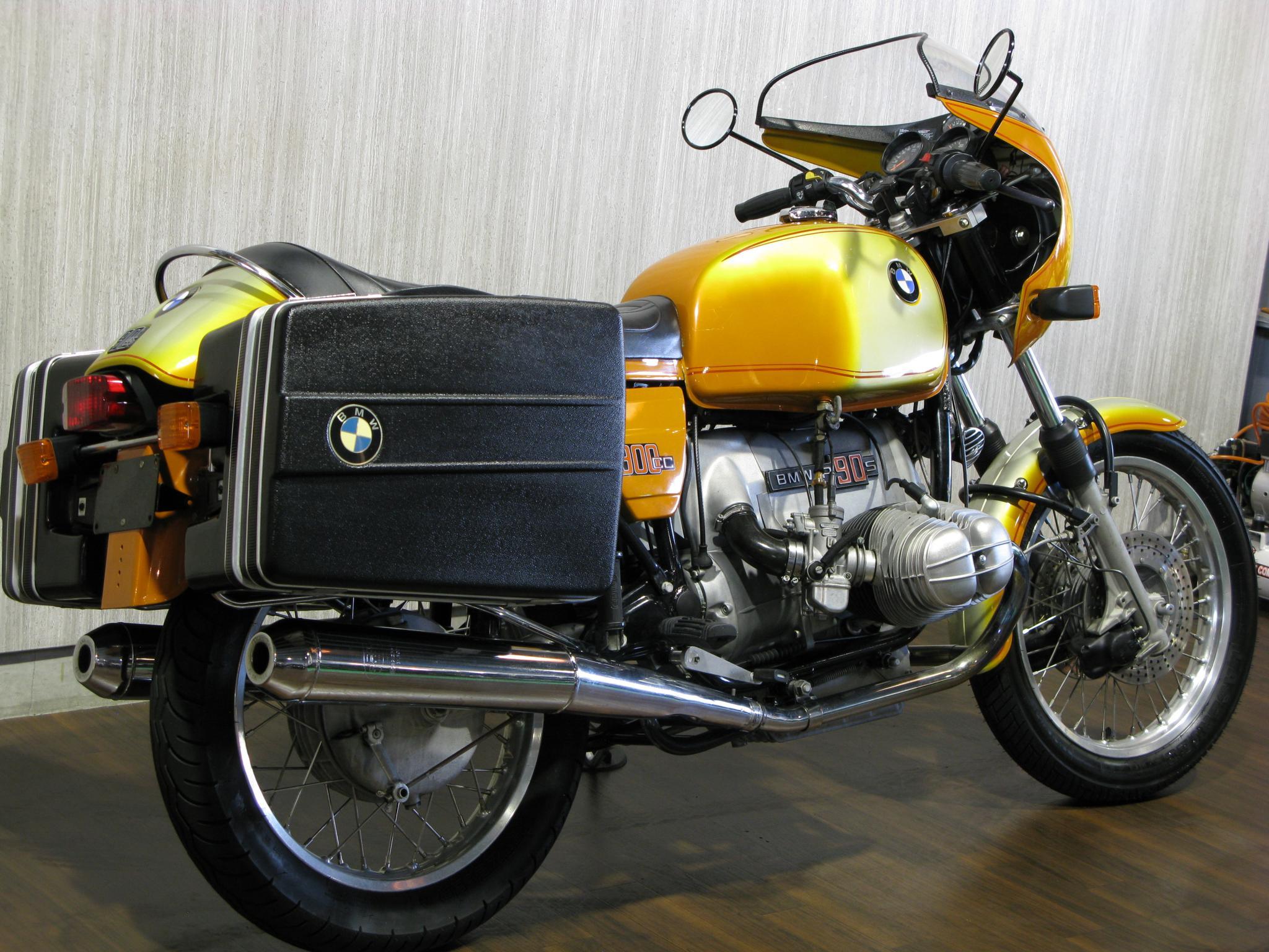 BMW 1976 BMW R90S 車体写真3
