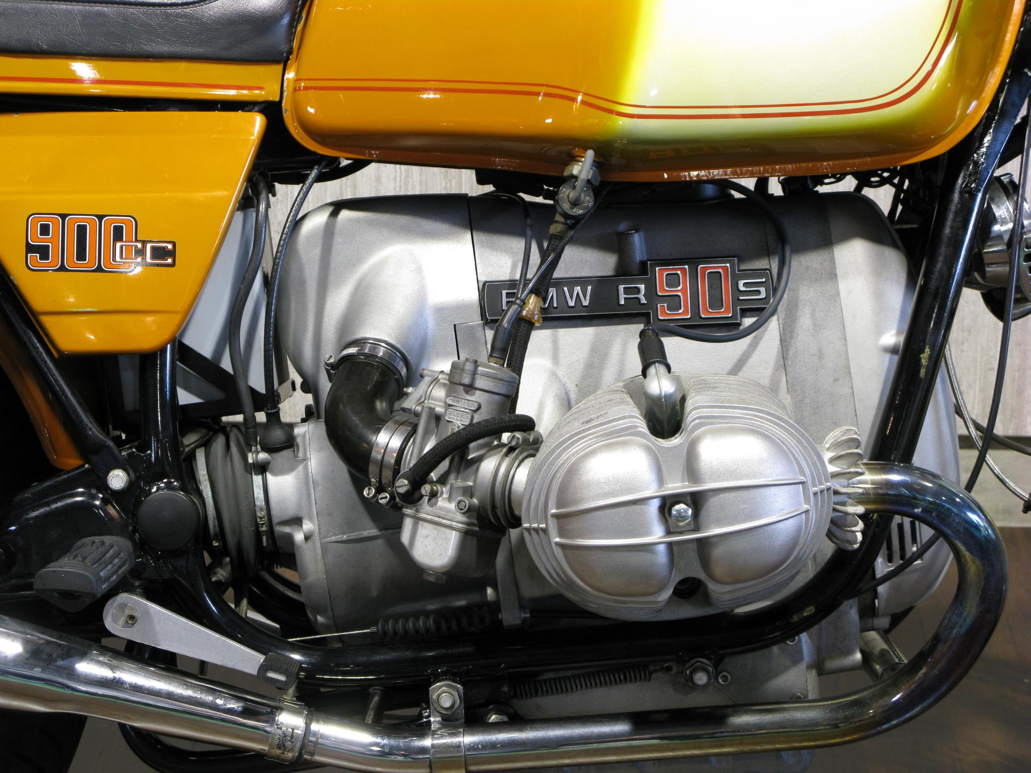 BMW 1976 BMW R90S 車体写真7
