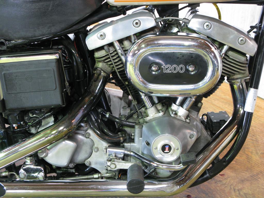 ハーレーダビッドソン 1976 FXE 1200 車体写真7