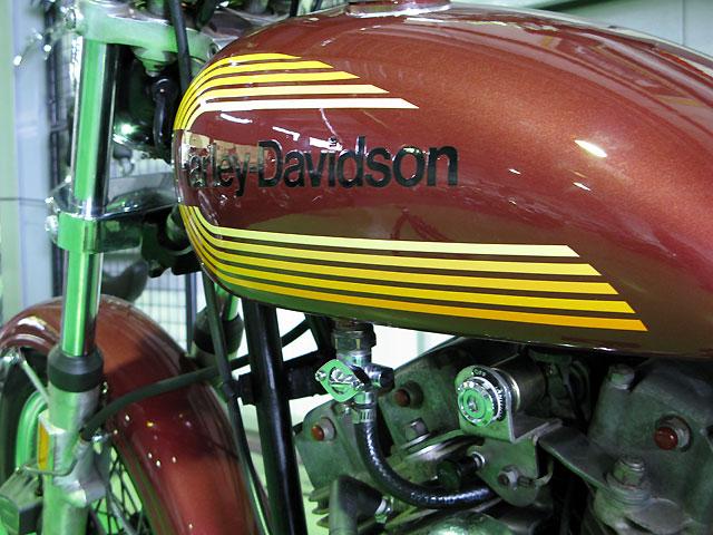 ハーレーダビッドソン 1976 FXE 1200 車体写真12