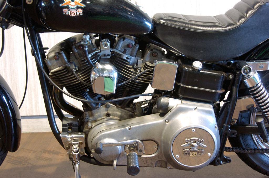 ハーレーダビッドソン 1976 FXE Liberty Edition 車体写真8