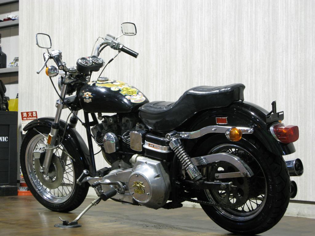 ハーレーダビッドソン 1976 FXE Liberty Edition 車体写真6