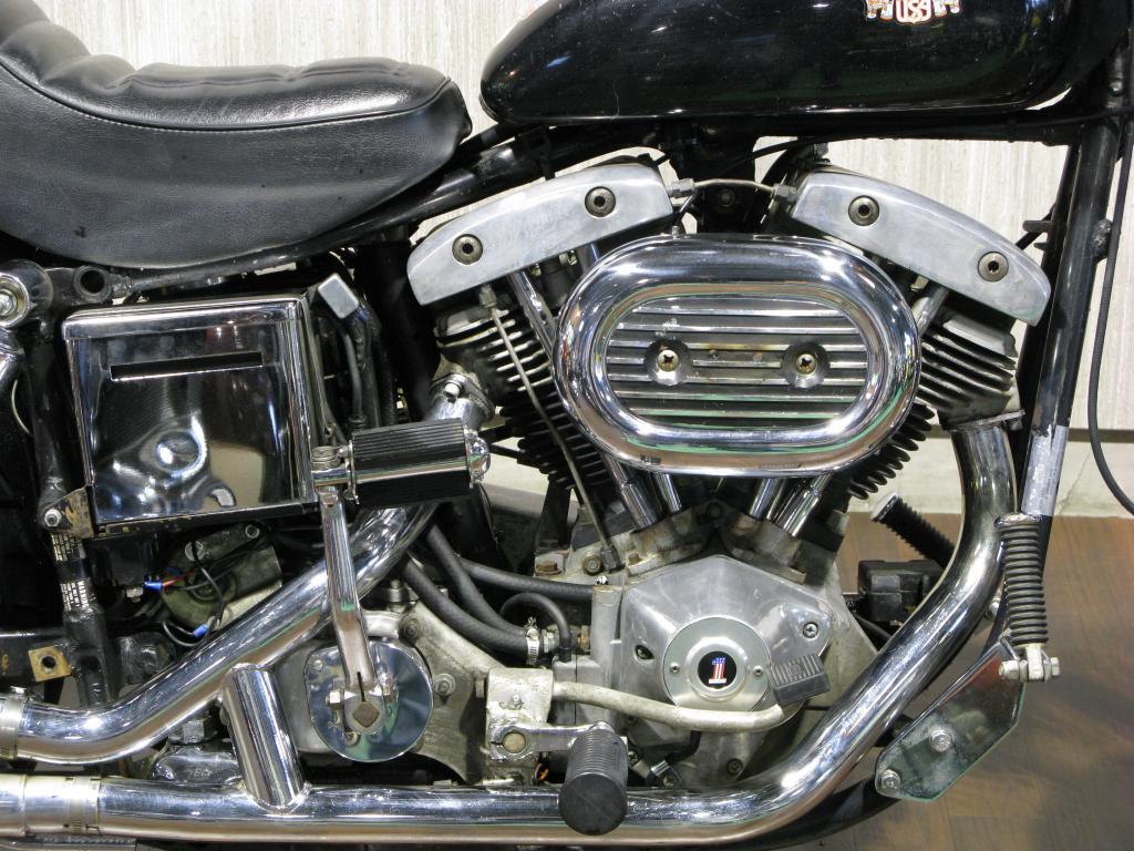 ハーレーダビッドソン 1976 FXE Liberty Edition 車体写真7
