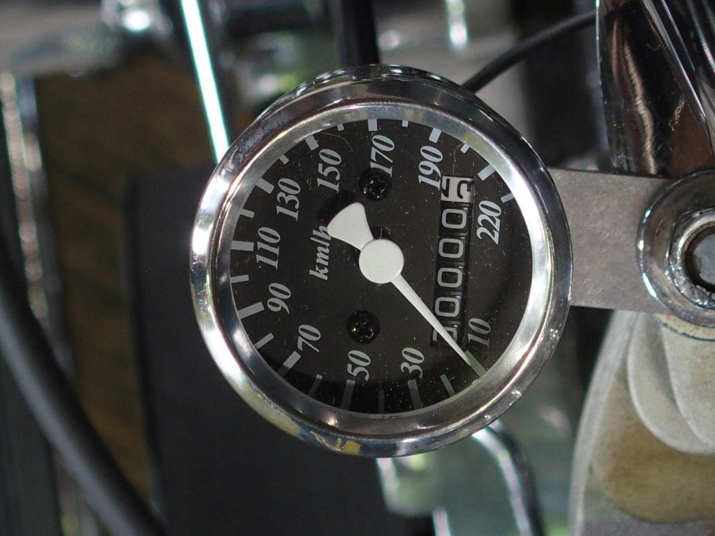 ハーレーダビッドソン 1976 FX Ridgid Shovel 車体写真11
