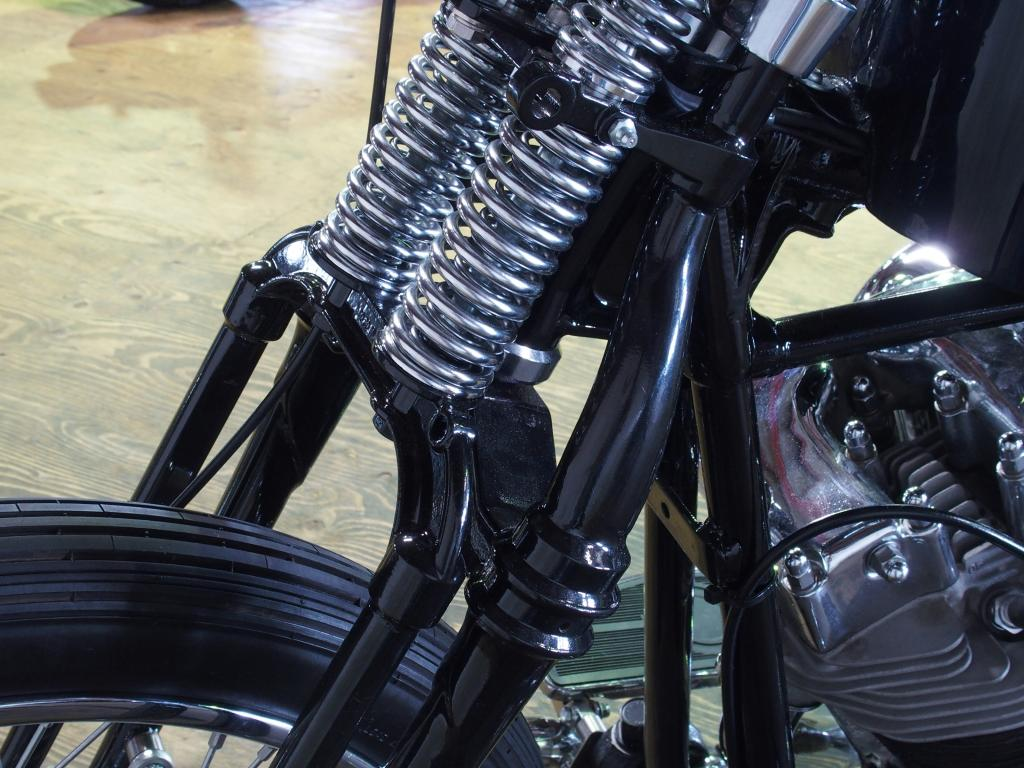 ハーレーダビッドソン 1976 FX Ridgid Shovel 車体写真9