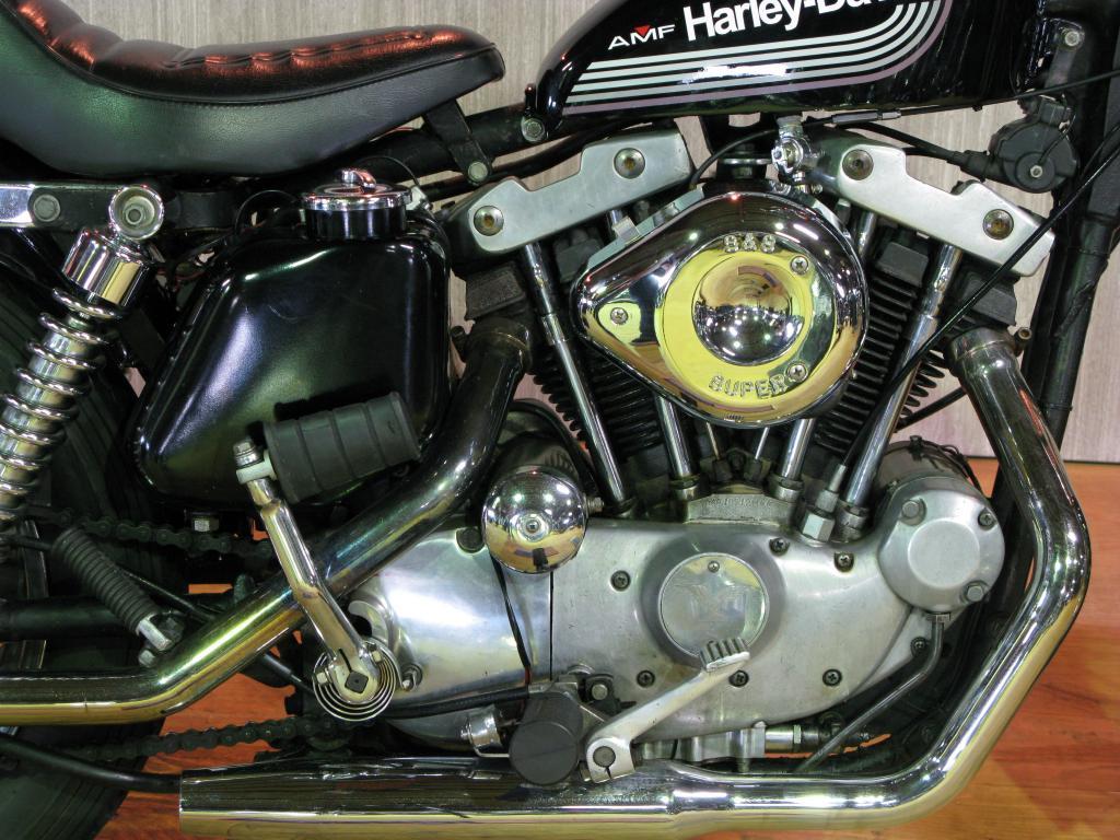 ハーレーダビッドソン 1976 XLCH 1000 車体写真7