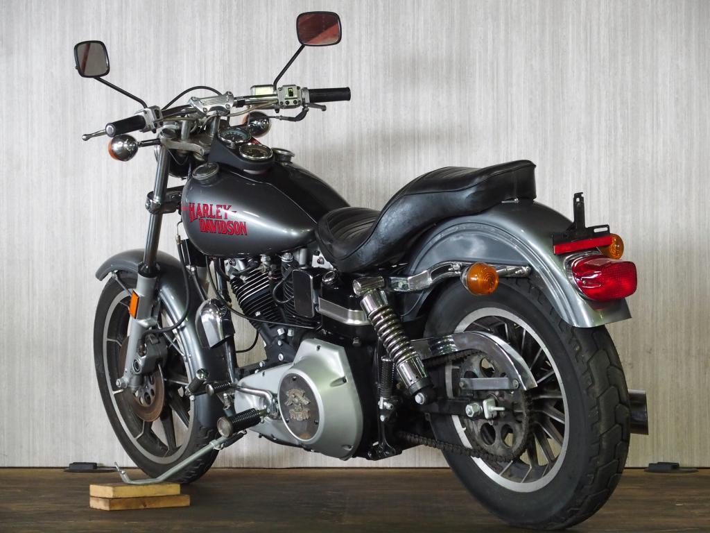 ハーレーダビッドソン 1977 FXS 1200 Low Rider 車体写真6