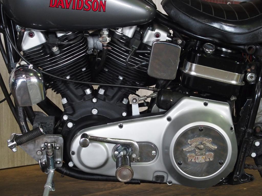 ハーレーダビッドソン 1977 FXS 1200 Low Rider 車体写真8