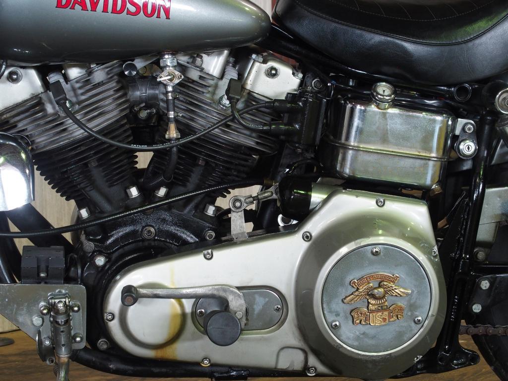 ハーレーダビッドソン 1977 FXS 1200 Low Raider 車体写真9