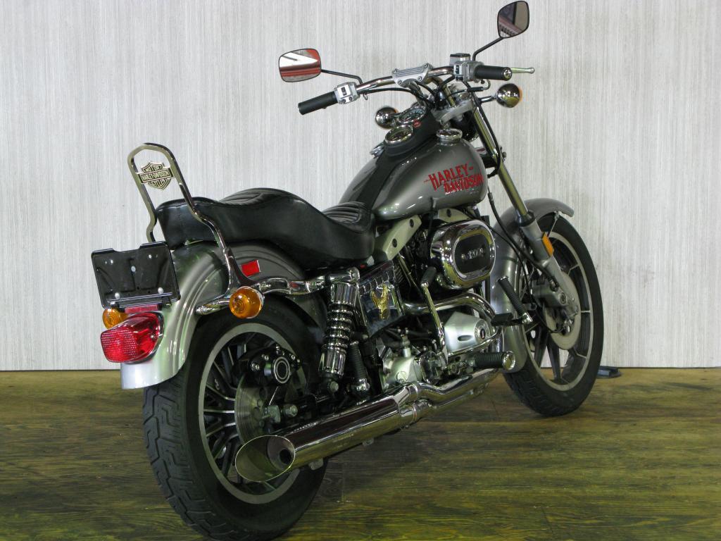 ハーレーダビッドソン 1977 FXS 1200 Low Rider 車体写真3