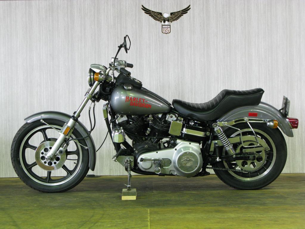 ハーレーダビッドソン 1977 FXS 1200 Low Rider 車体写真4