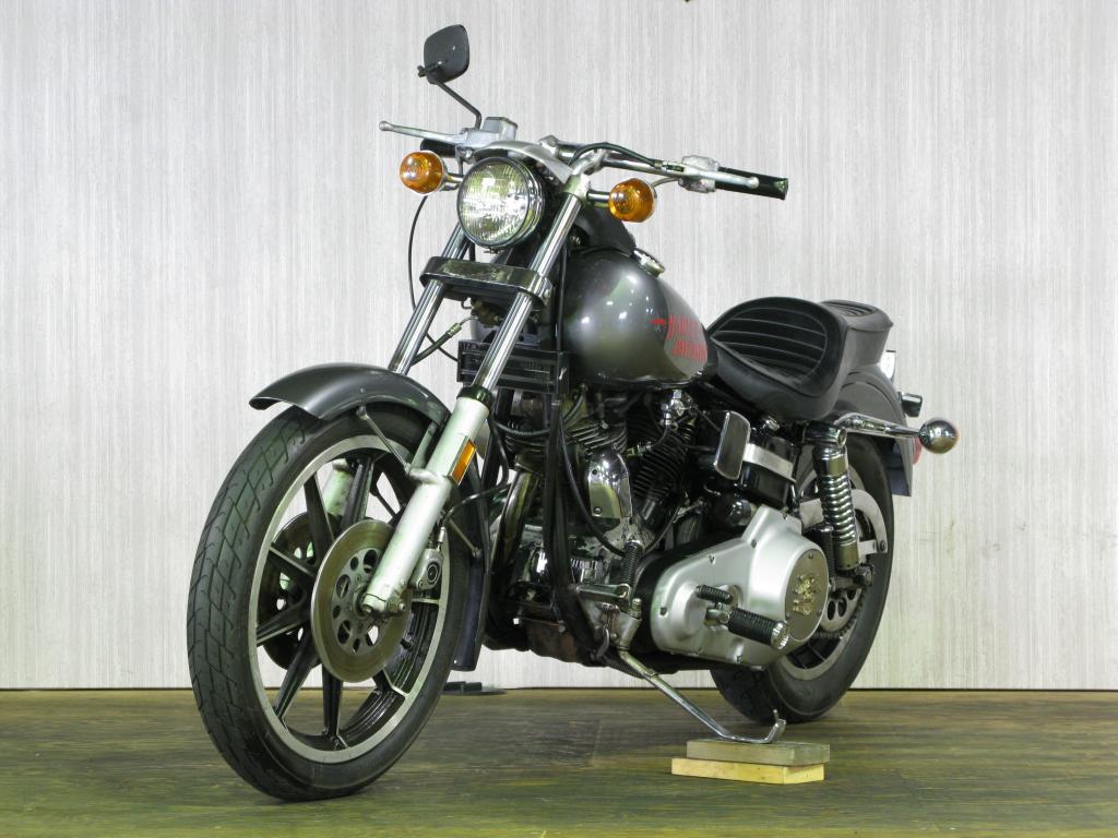 ハーレーダビッドソン 1977 FXS 1200 Low Rider 車体写真5