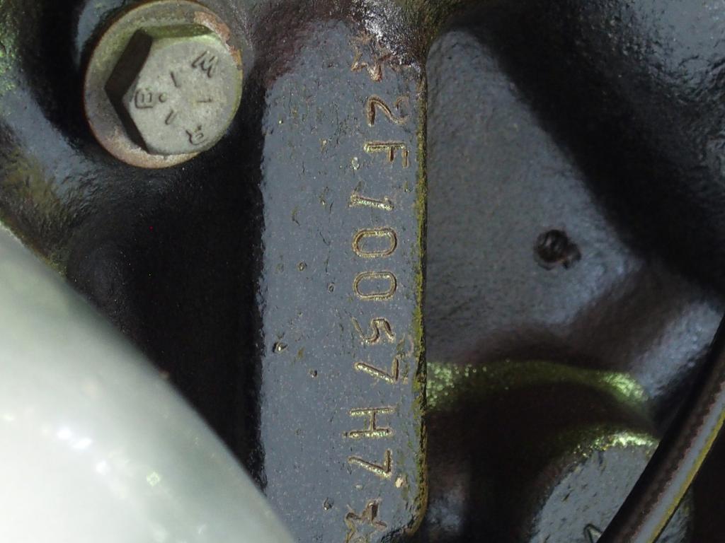 ハーレーダビッドソン 1977 FXS Low Rider Prototype 車体写真12