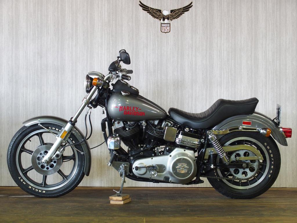 ハーレーダビッドソン 1977 FXS Low Rider Prototype 車体写真4