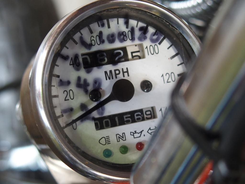 ハーレーダビッドソン 1977 Ridgid Iron 車体写真9