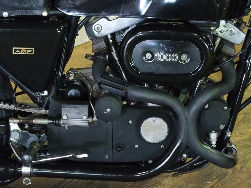 ハーレーダビッドソン 1977 XLCR 1000 車体写真7