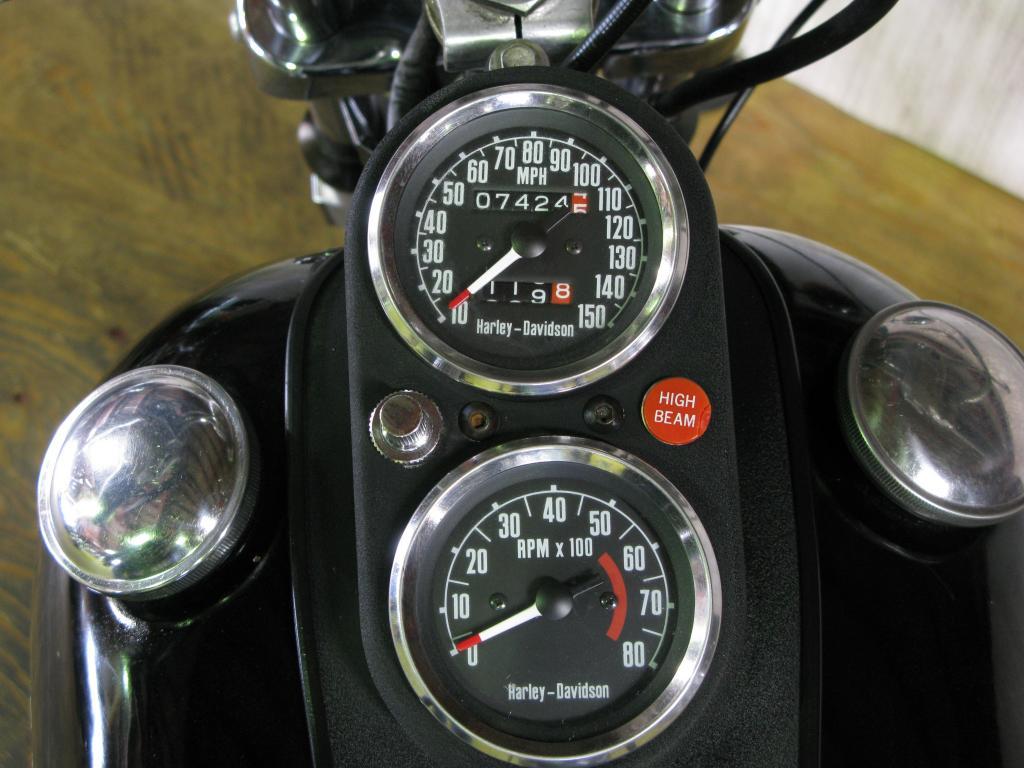 ハーレーダビッドソン 1978 FXS 1200 Low Rider 車体写真9
