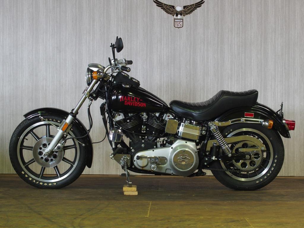 ハーレーダビッドソン 1978 FXS 1200 Low Rider 車体写真4