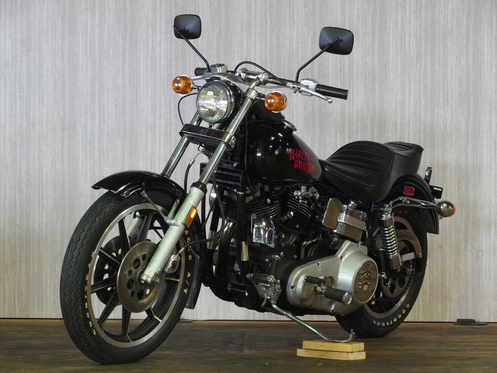 ハーレーダビッドソン 1978 FXS 1200 Low Rider 車体写真5