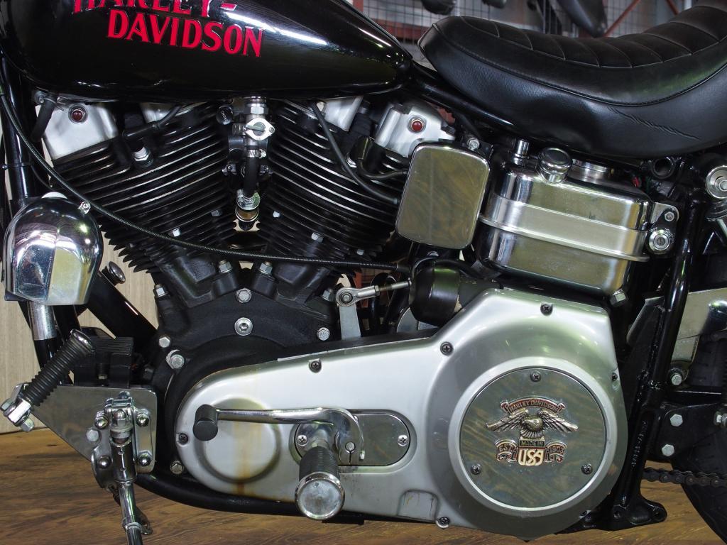 ハーレーダビッドソン 1978 FXS 1200 Low Rider 車体写真8