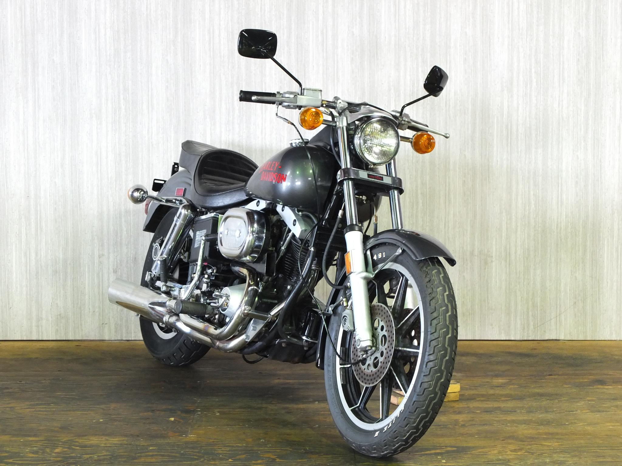 ハーレーダビッドソン 1978 FXS 1200 Low Rider 車体写真2