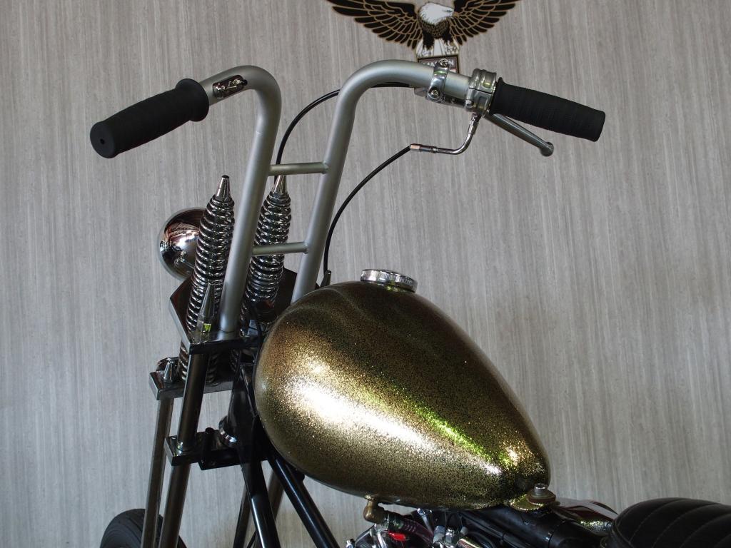 ハーレーダビッドソン 1978 Rigid Shovel Chopper 車体写真10