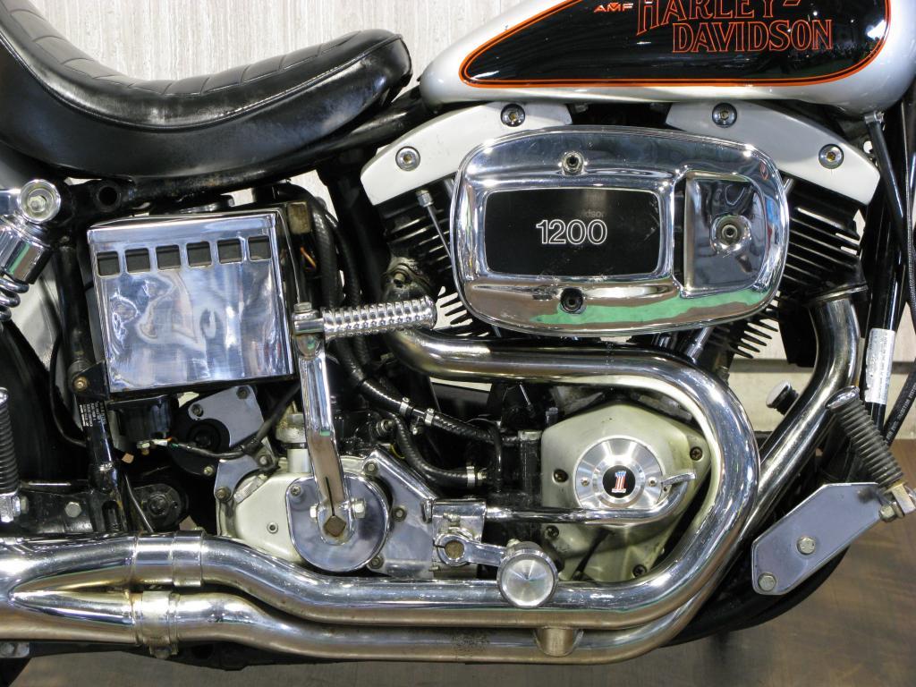 ハーレーダビッドソン 1979 FXS 1200 Low Rider 車体写真7