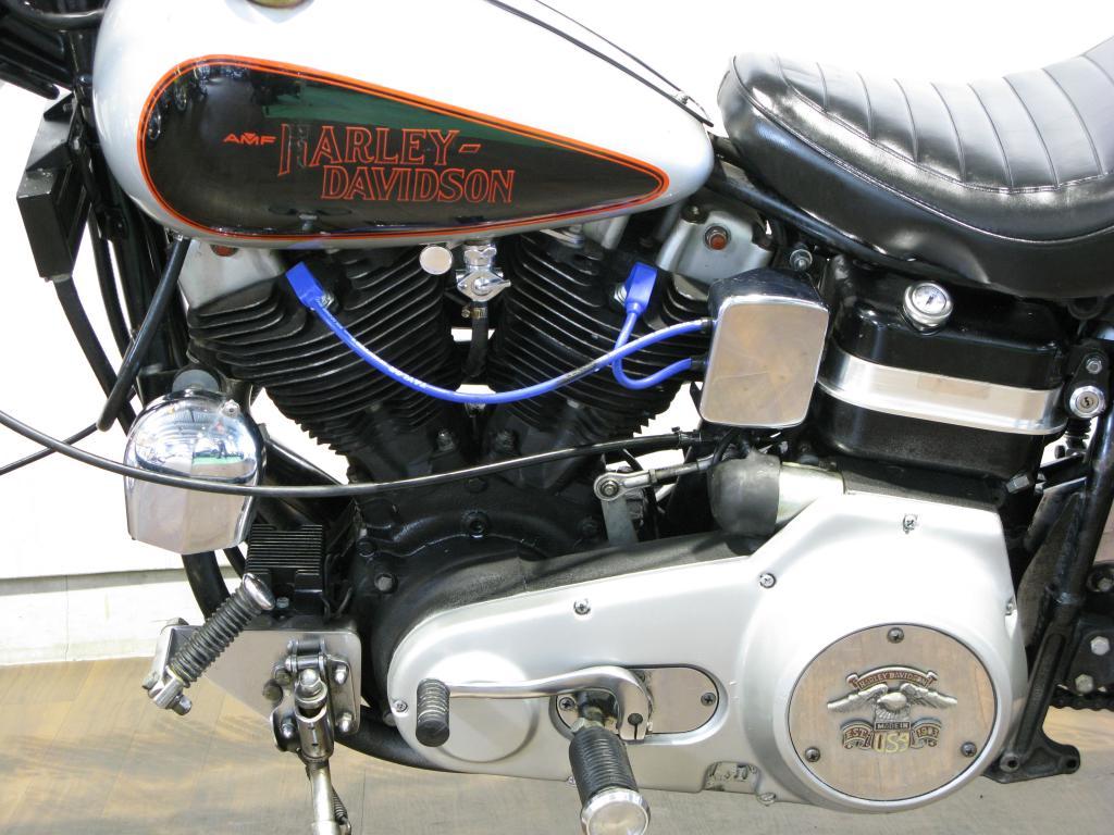 ハーレーダビッドソン 1979 FXS 1200 Low Rider 車体写真8