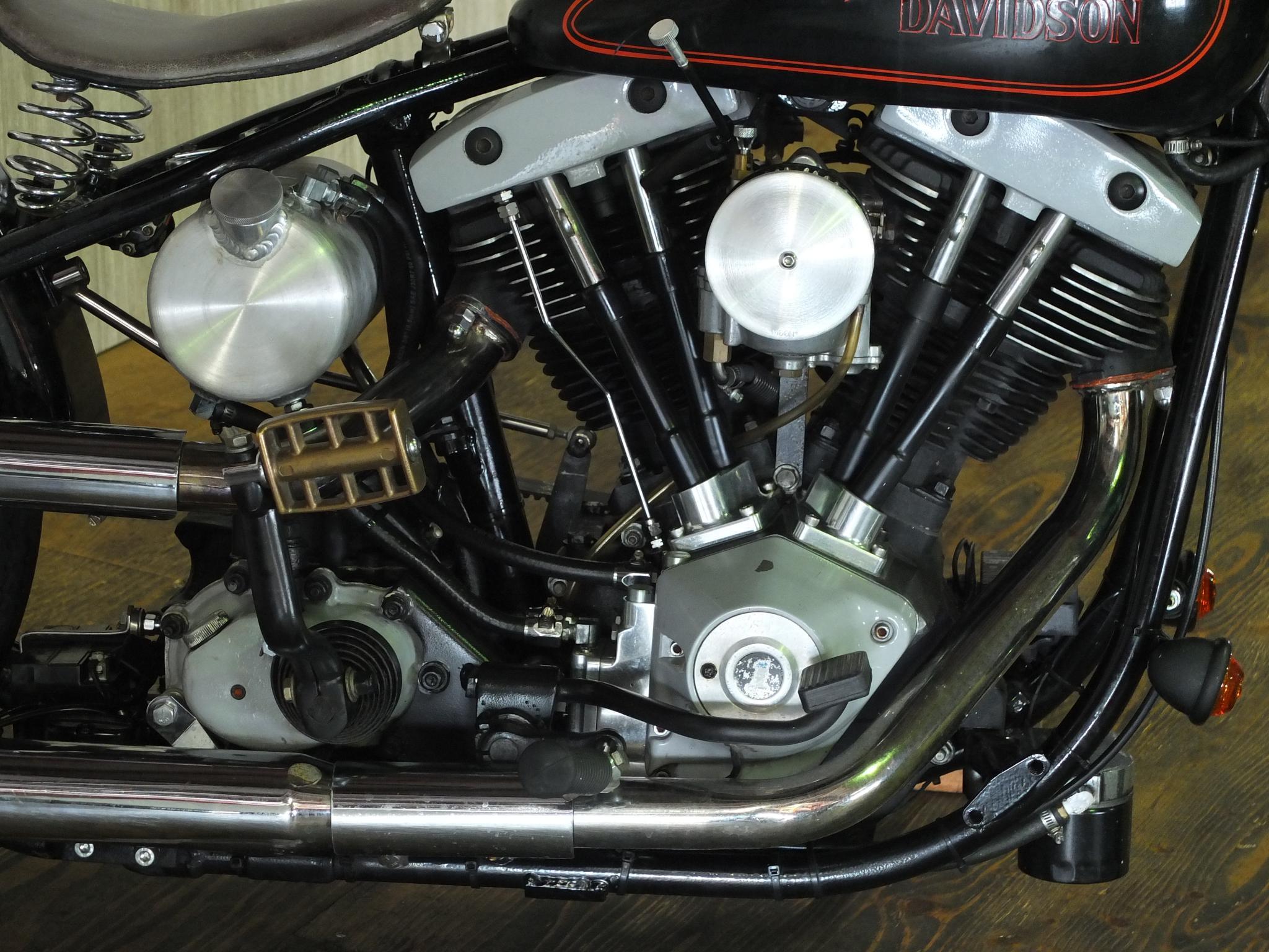 ハーレーダビッドソン 1979 FXS Custom 車体写真7
