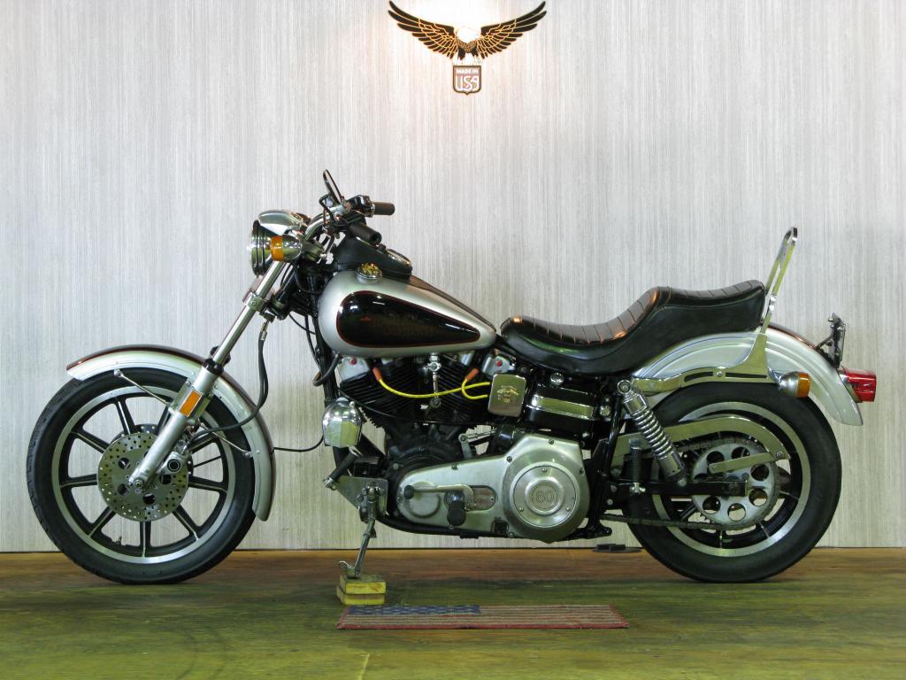 ハーレーダビッドソン 1979 FXS Low Rider 車体写真4
