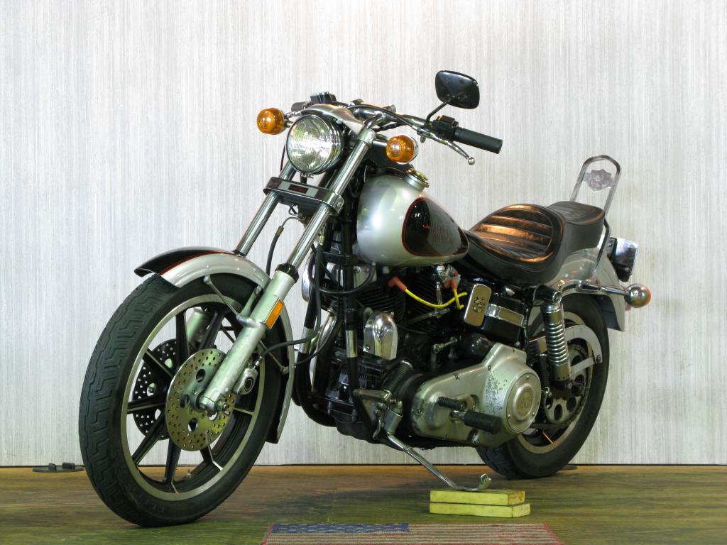 ハーレーダビッドソン 1979 FXS Low Rider 車体写真5