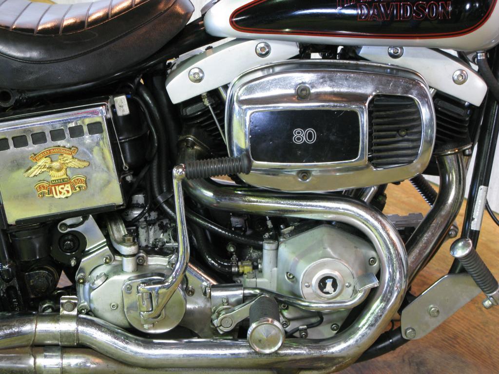 ハーレーダビッドソン 1979 FXS Low Rider 車体写真7