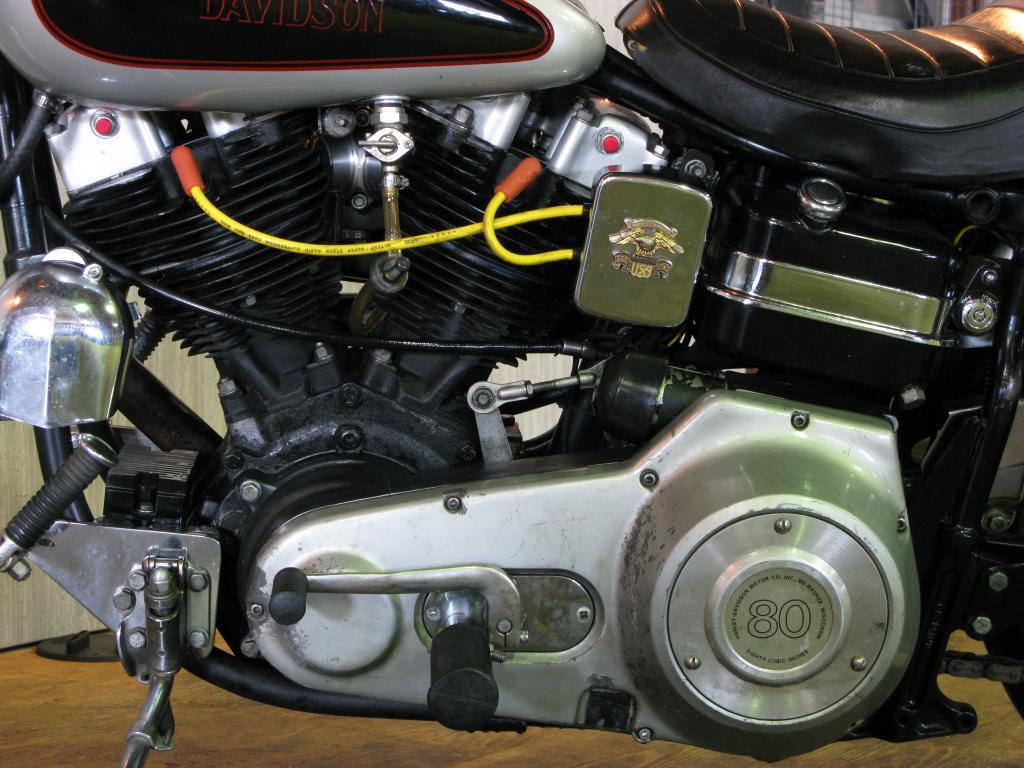 ハーレーダビッドソン 1979 FXS Low Rider 車体写真8