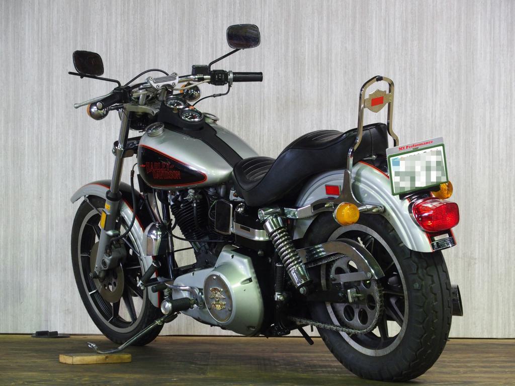 ハーレーダビッドソン 1979 FXS Low Rider 車体写真6