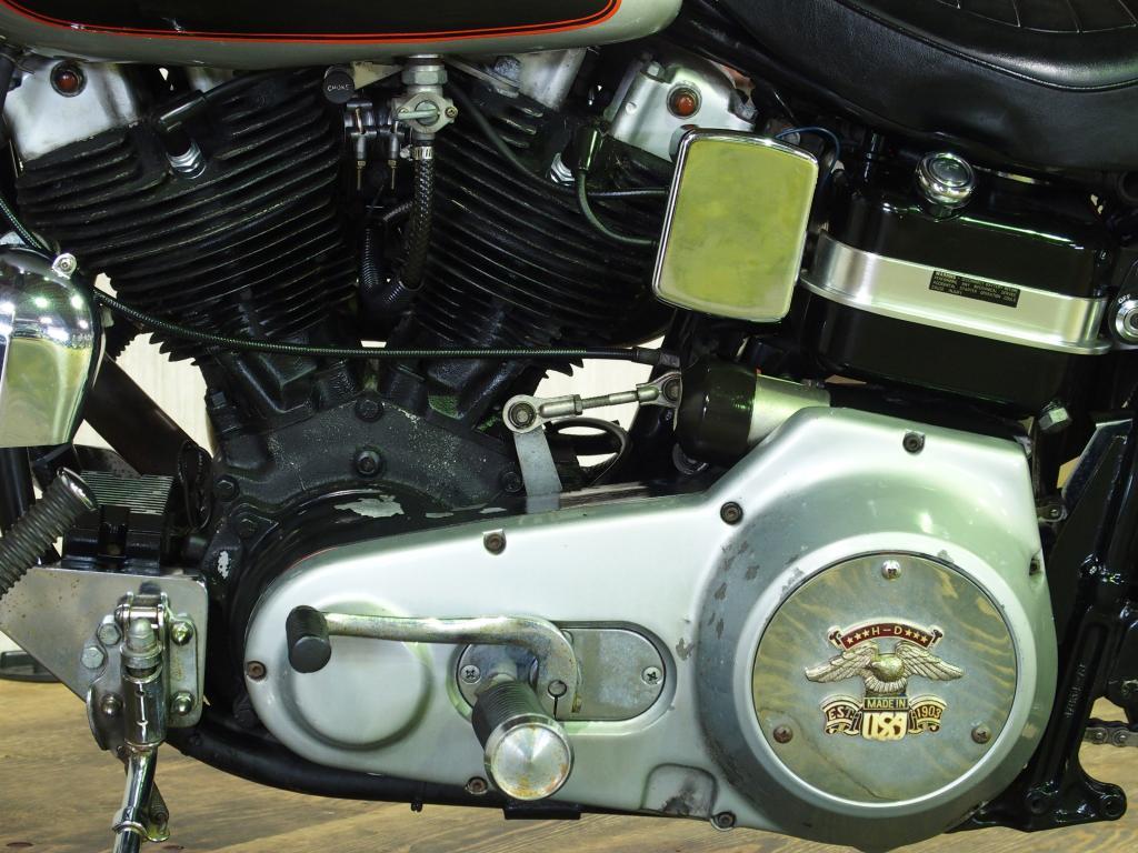 ハーレーダビッドソン 1979 FXS Low Rider 車体写真9