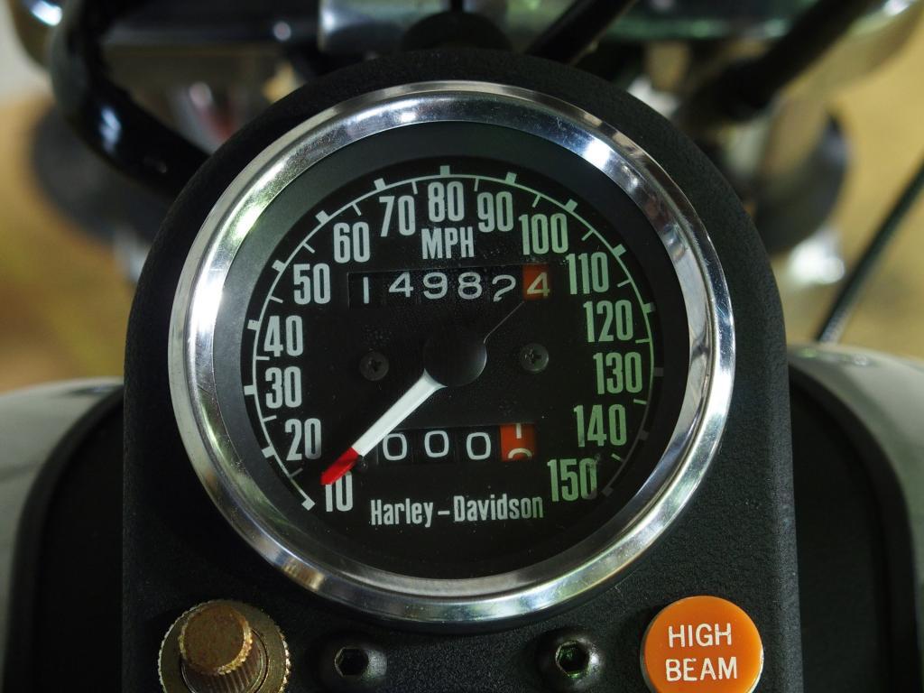 ハーレーダビッドソン 1979 FXS Low Rider 車体写真10
