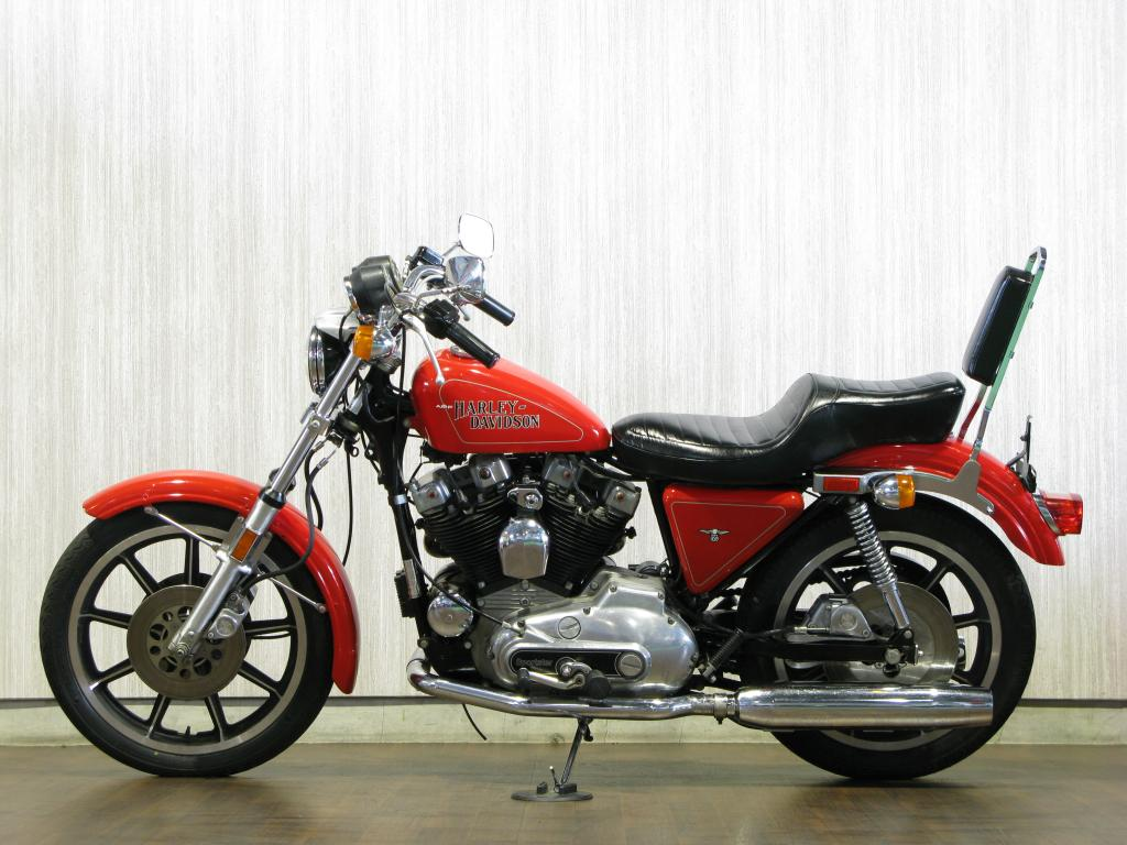 ハーレーダビッドソン 1979 XLH 1000 車体写真4