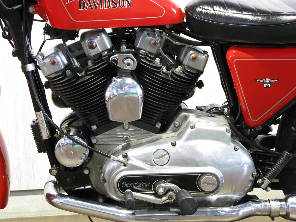 ハーレーダビッドソン 1979 XLH 1000 車体写真8